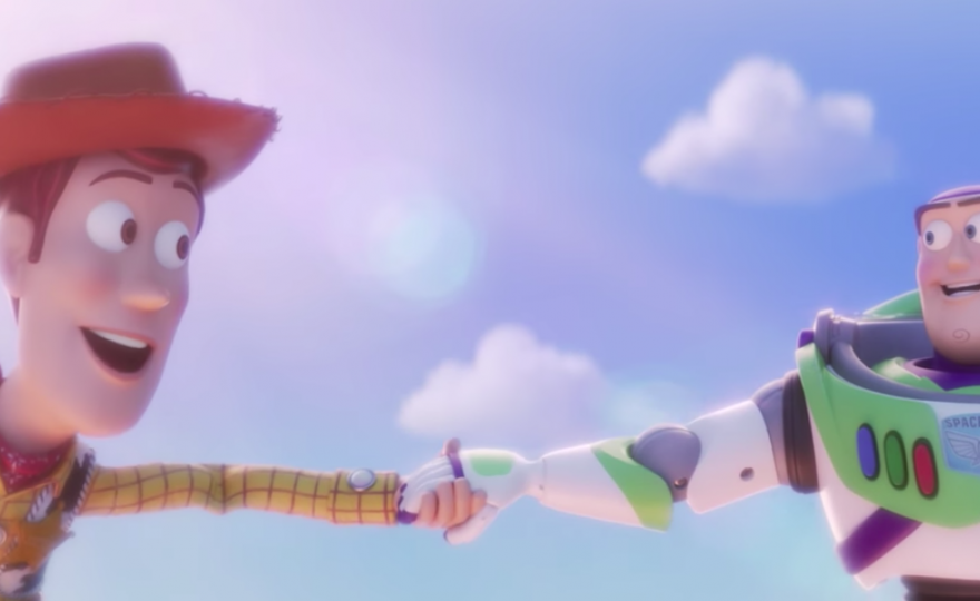 Pixar's 'Toy Story 4' Trailer Strategy is Out of the Box